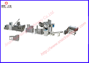 Doritos chips machines Tortilla chips making line corn chips processing machine