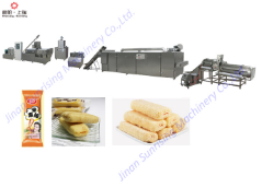 core filled jam center corn snack food equipment