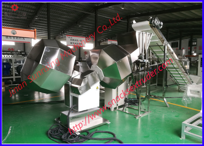 thermal insulation single roller flavoring machinery