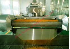 instant rice extruded making machine