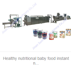 Healthy nutritional baby food instant nutrition powder machinery