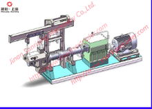 CY twin screw extrusion food snacks food processing machine